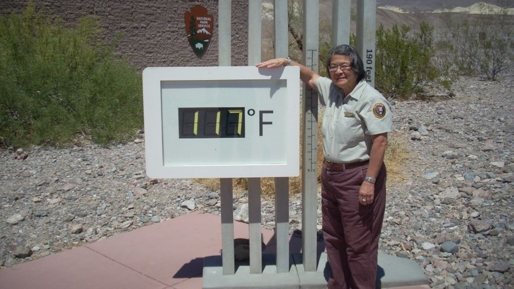 Para calor, el de Oriente Medio y California: 50 grados de día y 35 de noche