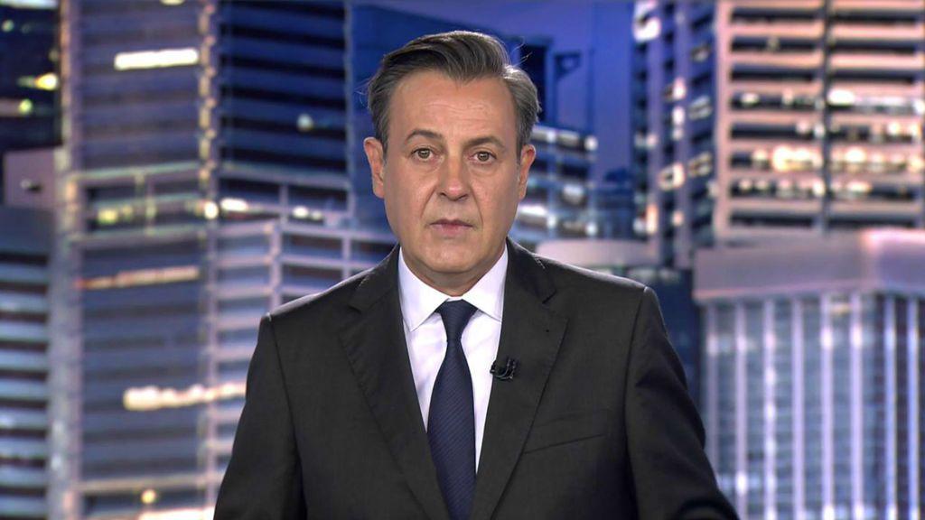 Con José Ribagorda Informativos Telecinco 2020 Noche 02/08/2020