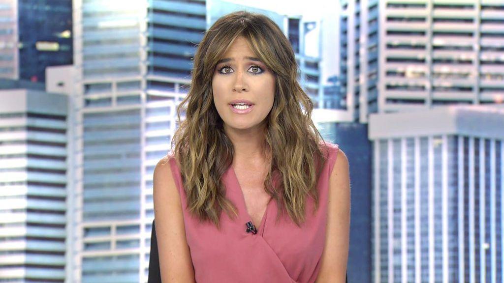 Con Isabel Jiménez Informativos Telecinco 2020 Mediodía 04/08/2020