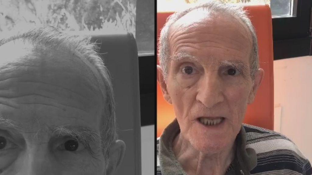 Los abuelos de una residencia clausurada graban un mensaje pidiendo que les cuiden