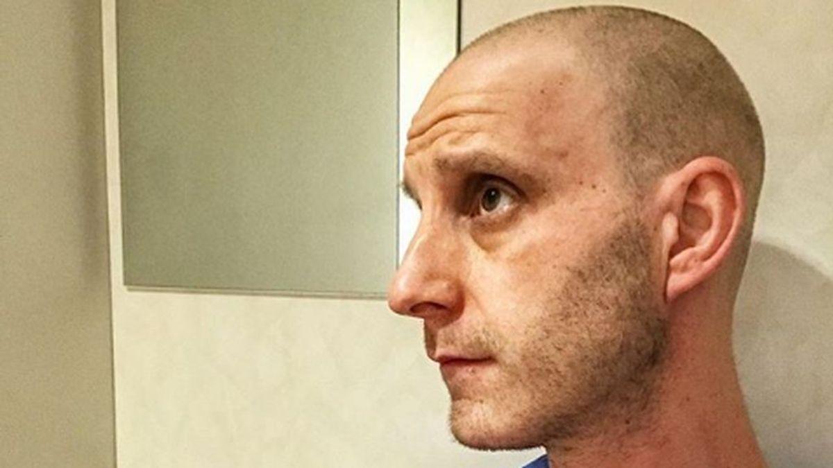 Dani Rovira muestra en redes sociales cómo se enfrenta a sus sesiones de radioterapia