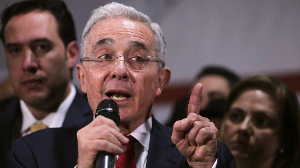 La Corte Suprema Colombiana ordenada la detención del expresidente Álvaro Uribe