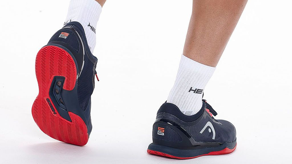 Qué características deben tener tus zapatillas de pádel: cómo elegirlas