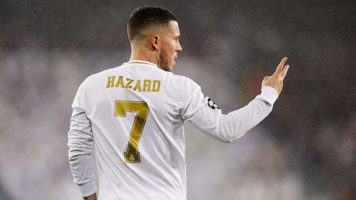 """Hazard asume la responsabilidad de la remontada del Real Madrid ante el City: """"Es mi hora"""""""