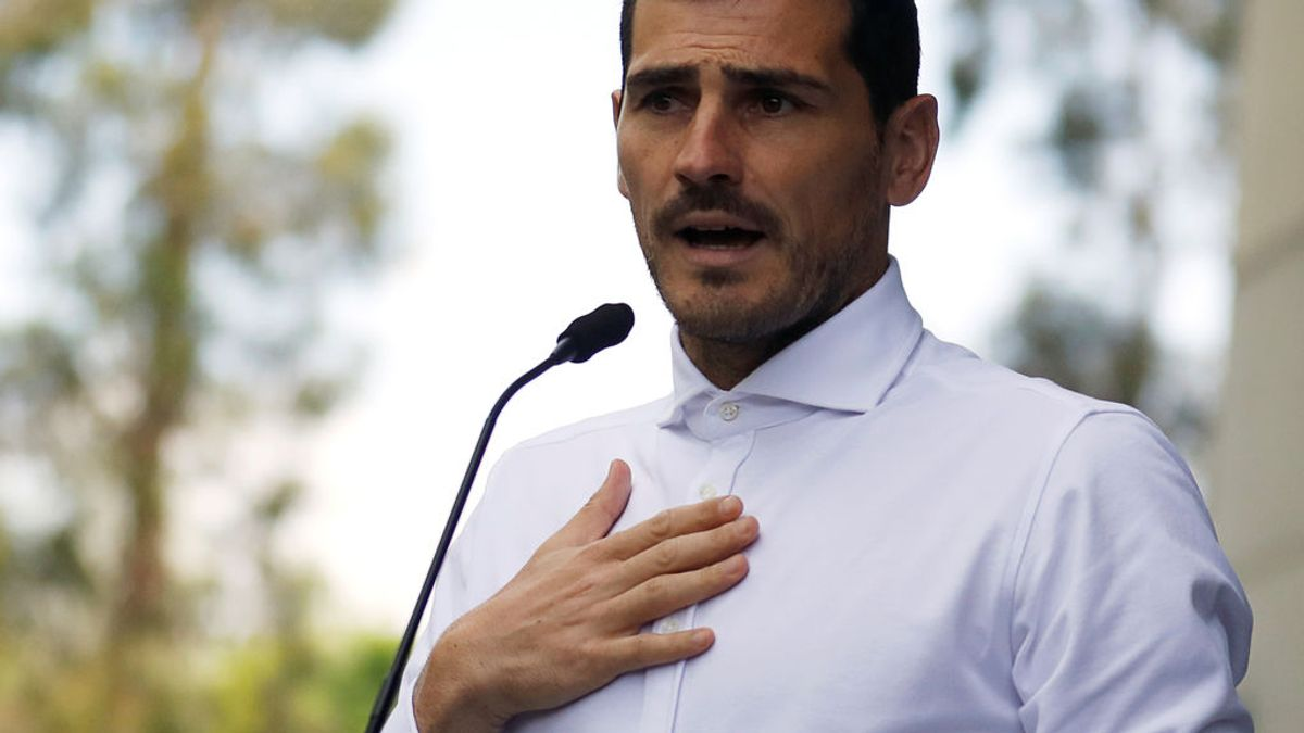 Íker Casillas se retira un año después de sufrir un infarto