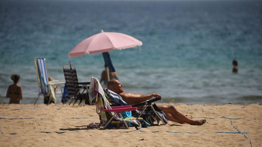 A las puertas de un ascenso extraordinario del termómetro: el jueves hará 38ºC en el norte