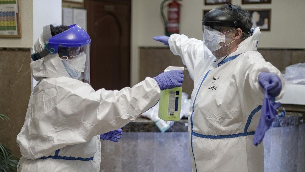 Un brote de Covid-19 en una residencia de Liencres, en Cantabria, obliga a aislar a sus residentes