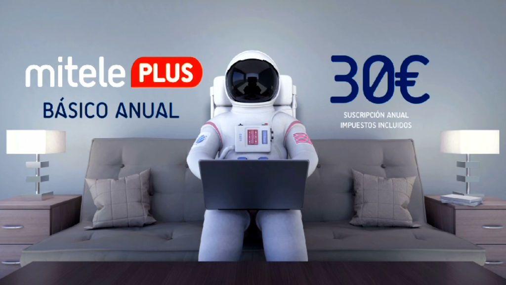 Todas las ventajas de ser miembro del club de Mitele PLUS por solo 30 euros al año