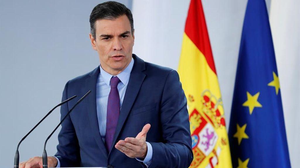"""Sánchez defiende a la Casa Real: """"Lo que se juzga son personas, no instituciones"""""""