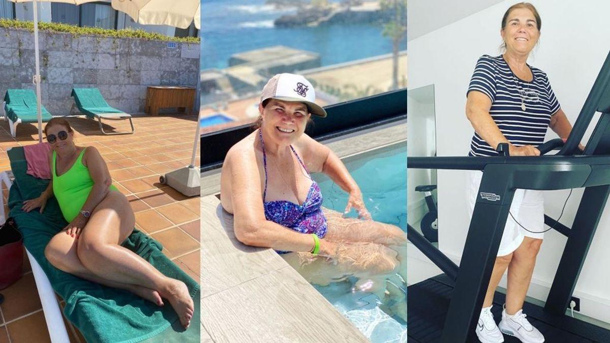 Dominguerismo luxury: el verano instagramero de Dolores Aveiro, la mamá de Cristiano