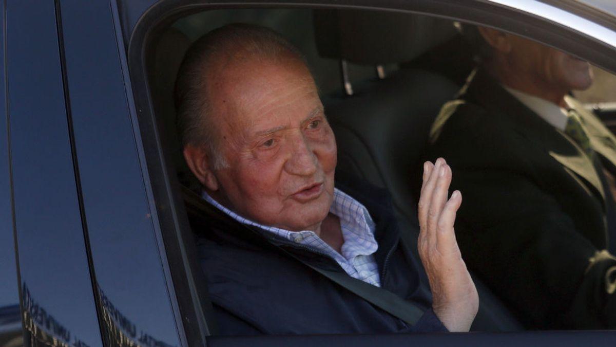 Juan Carlos I, el último de los reyes que abandonó España