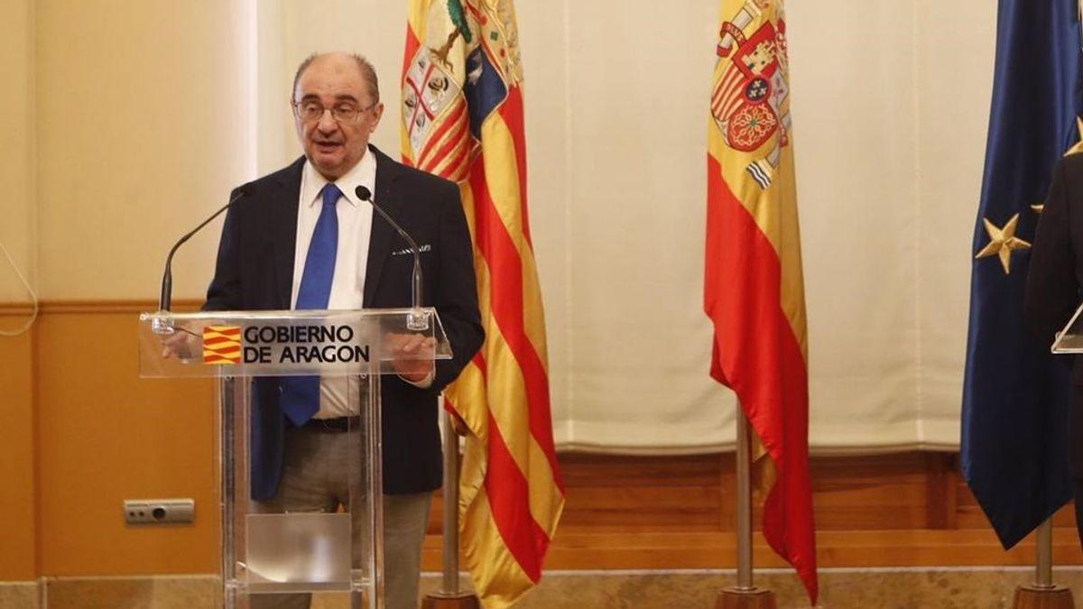 Los contagios de Covid-19 se disparan un 60% en Aragón en una semana: Lambán apunta a los temporeros y a los jóvenes