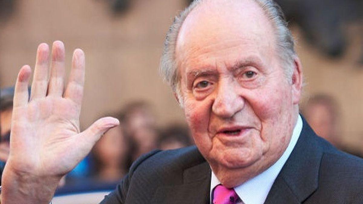 El Rey Juan Carlos no ha llegado a República Dominicana