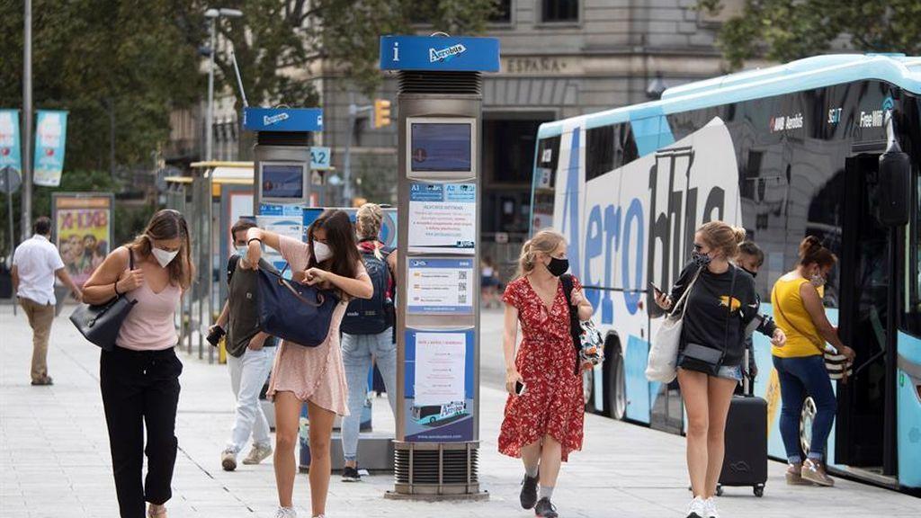 Coronavirus en Cataluña:  622 contagiados  y 30 muertos últimas 24 horas