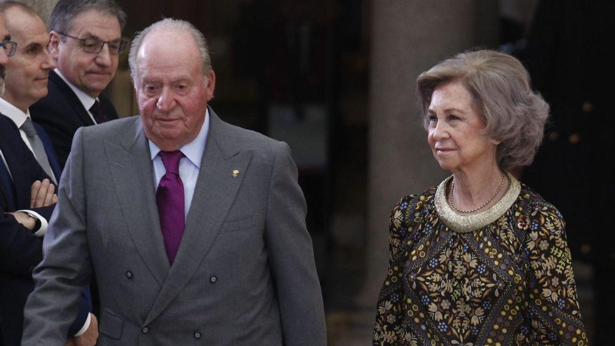 La reina Sofía seguirá viviendo en la Zarzuela tras la marcha del rey Juan Carlos
