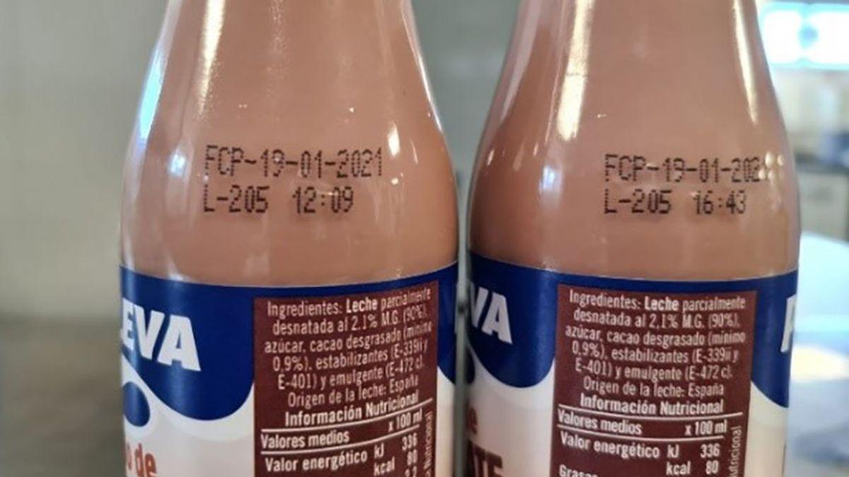 Retiran del mercado un lote de batido de chocolate Puleva al hallar gluten y etiquetarlo libre de gluten