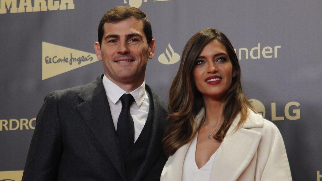 Las bonitas palabras de Iker Casillas a Sara Carbonero y sus hijos, Martín y Lucas, al anunciar su retirada del fútbol