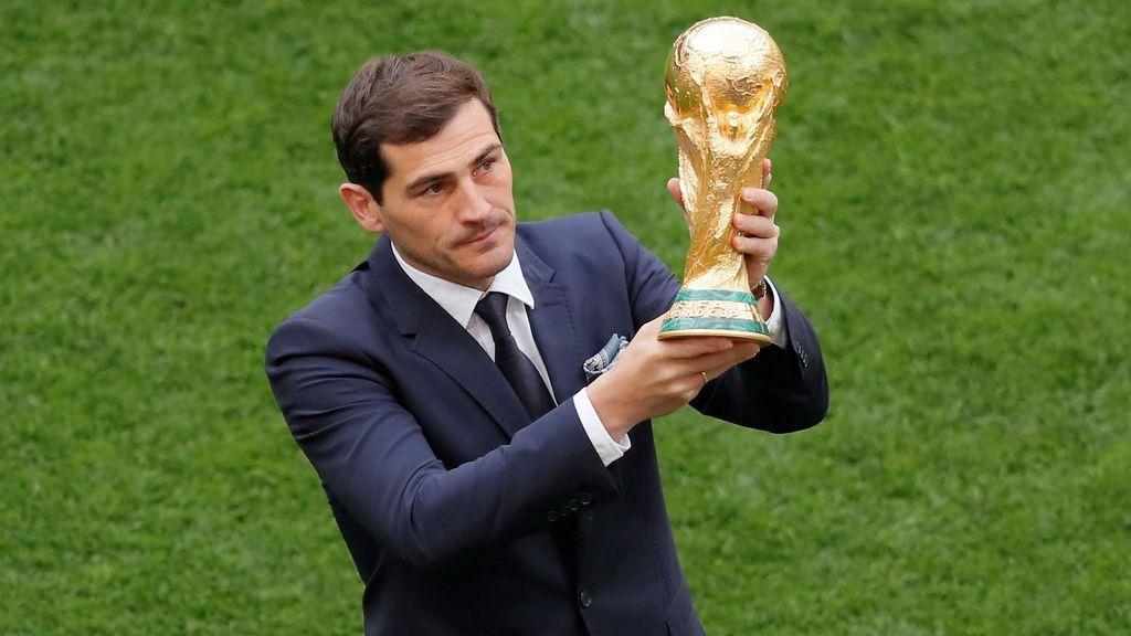 """Iker Casillas anuncia su retirada definitiva del fútbol: """"Ha sido el camino y el destino soñado"""""""