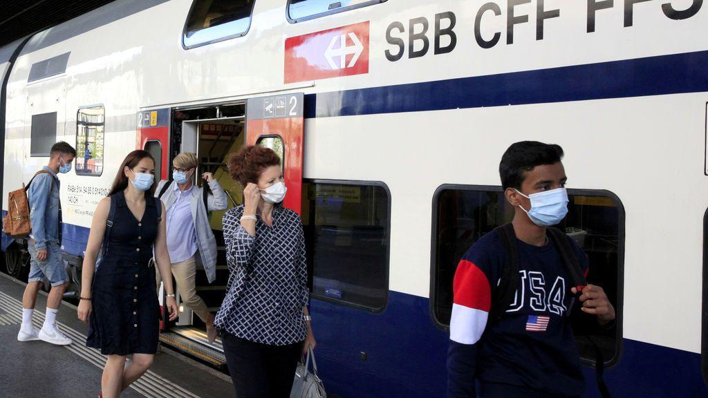 El virus y la crisis climática dan nuevos aires al tren