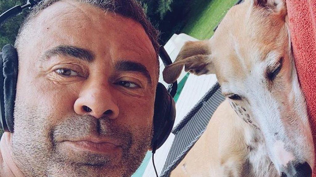 En Ibiza, con amigos y sin compartir posados: Jorge Javier Vázquez reflexiona sobre sus vacaciones