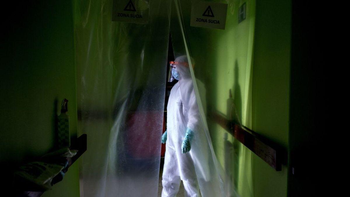 Brote de coronavirus en una residencia de ancianos de San Martín de la Vega: hay 47 casos, entre ellos un muerto