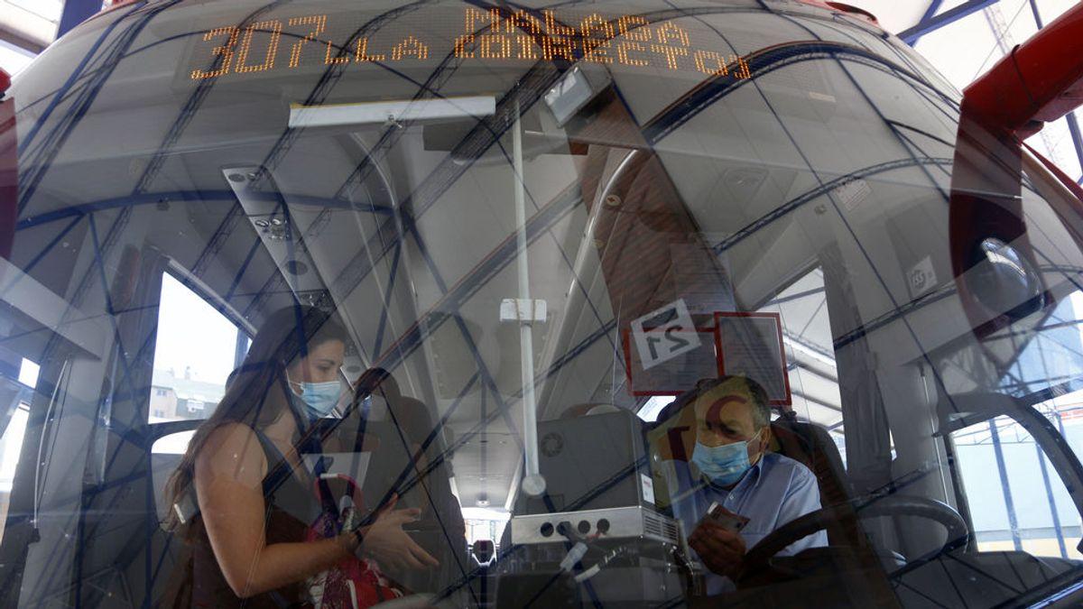 Detenido en Nerja (Málaga) por presunto abuso sexual a una joven mientras dormía en un autobús