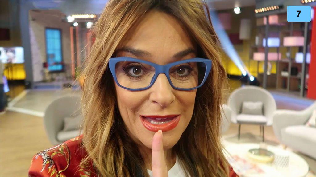 Toñi Moreno habla de los cambios en su vida y su futuro en televisión (2/2)