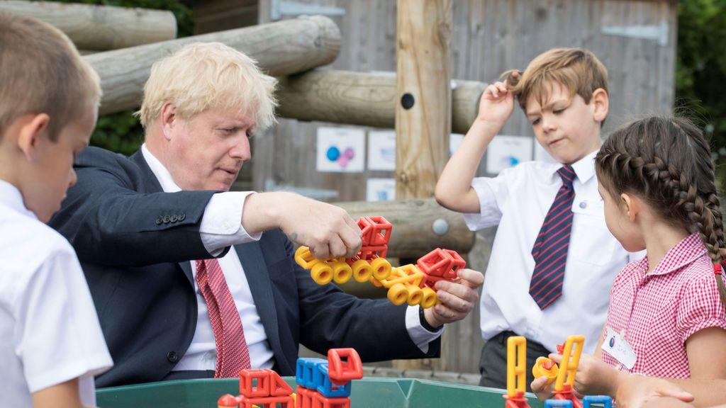 El Comisionado para la Infancia en Reino Unido pide mantener los colegios abiertos