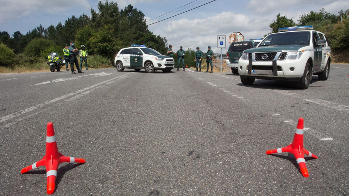 Un accidente de tráfico en Salamanca ha sido el origen de un brote de coronavirus