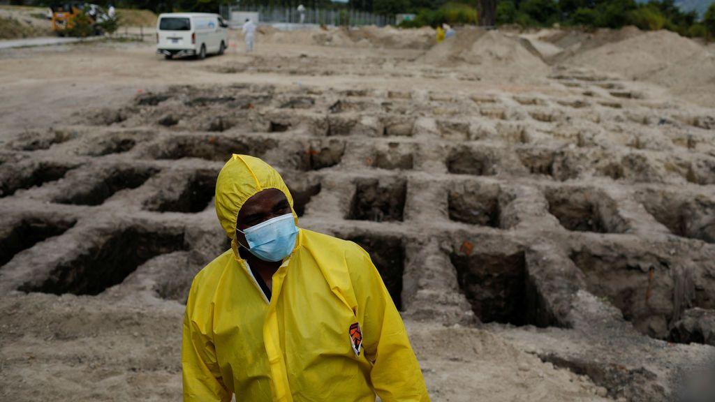El mundo supera los 700.000 muertos por coronavirus: un fallecido cada 15 segundos
