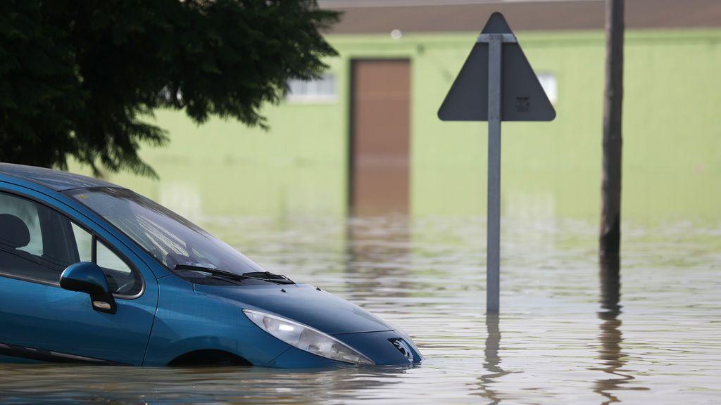 Las inundaciones podrán aumentar un 25% en España en los próximos 50 años
