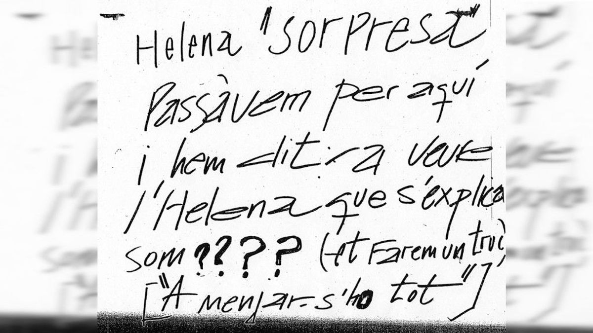 El asesinato de Helena Jubany: un juego de roles, cinco sospechosos y un suicidio en prisión