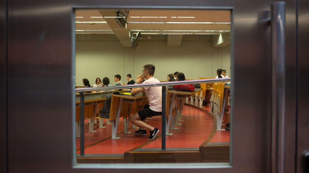 Educación crea una comisión de seguimiento del impacto de covid en las aulas
