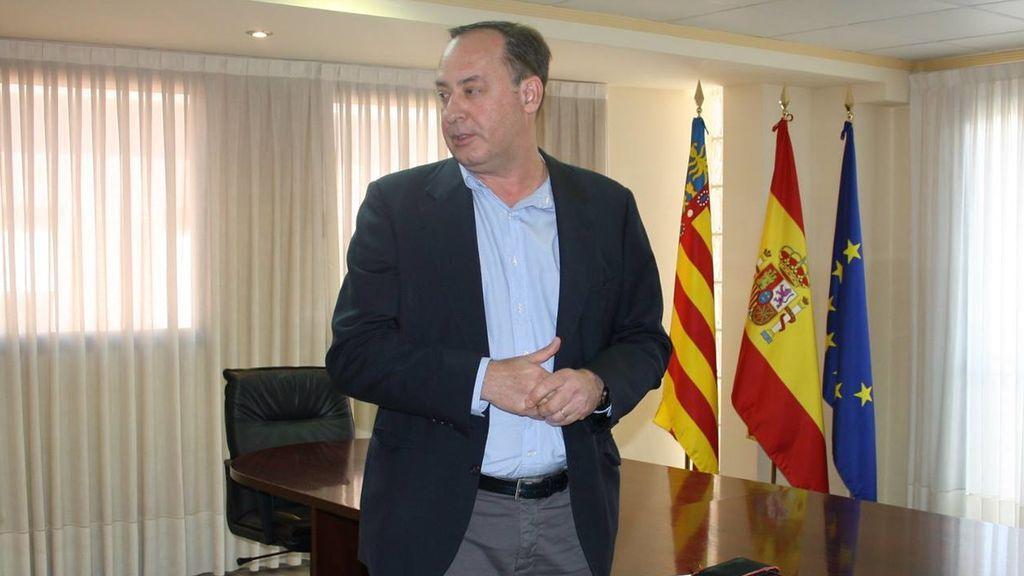 Enrique Vilar, alcalde de la localidad castellonense de Artana.