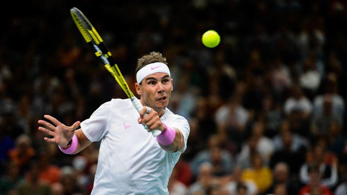 """Rafa Nadal renuncia al US Open por la """"muy complicada situación sanitaria"""""""