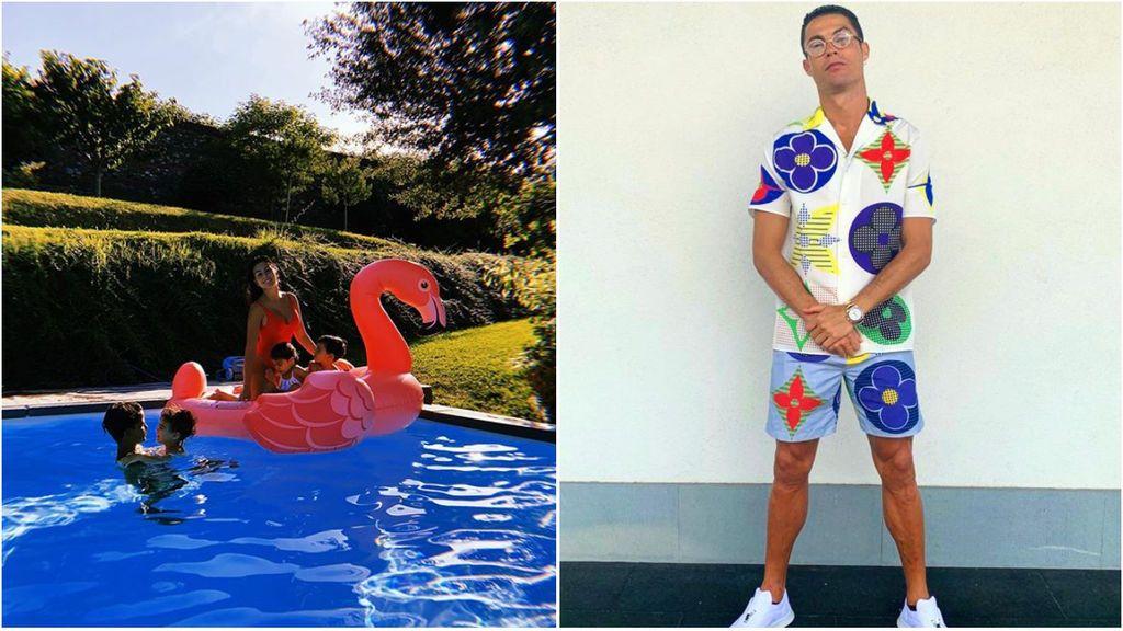 El extravagante regalo de Cristiano a Georgina: un bolso de cocodrilo de más de 165.000 euros