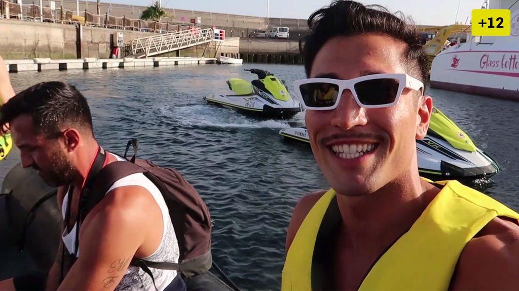 Gianmarco viaja a Lanzarote y aclara si tiene una nueva ilusión (2/2)