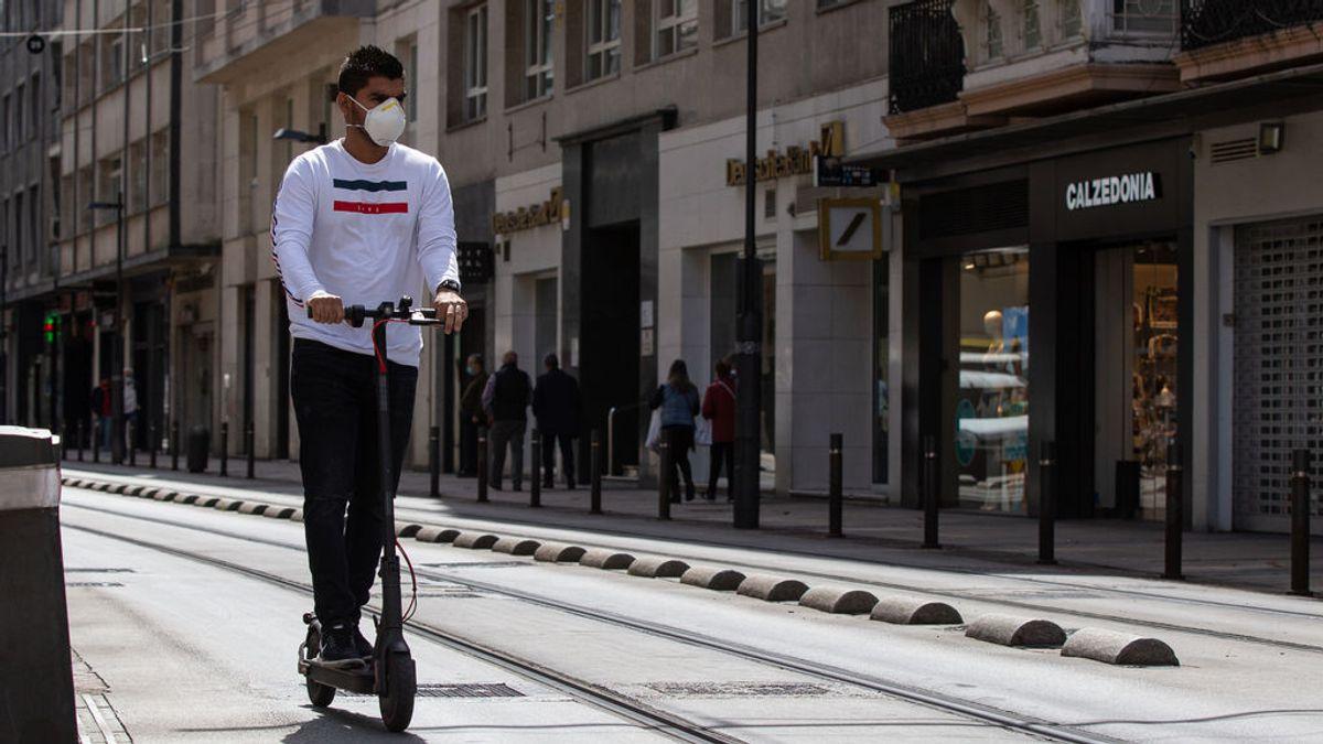 Estas son las multas por conducir un patinete eléctrico de manera indebida