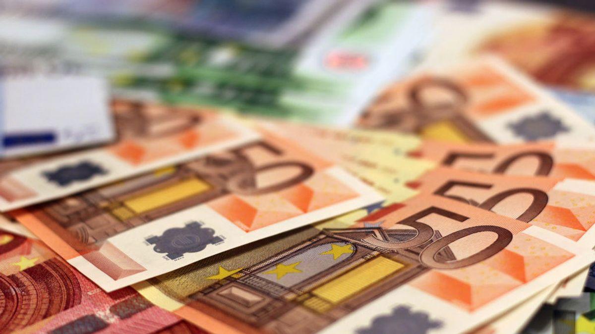 Buscan al dueño de una importante cantidad de dinero en Vilanova de Arousa (Pontevedra)