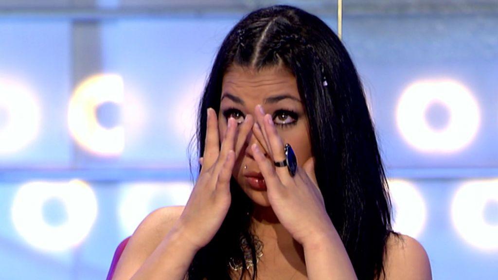 El debut de Amal en el trono de 'MyHyV'
