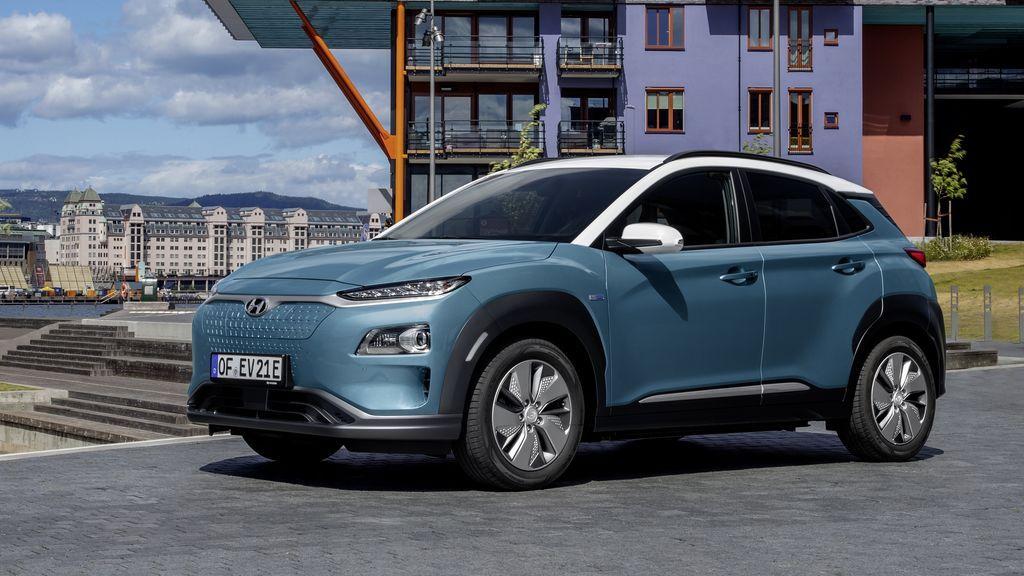 Hyundai Kona, pionero de los SUV eléctricos, ahora desde 26.840 € con ayudas