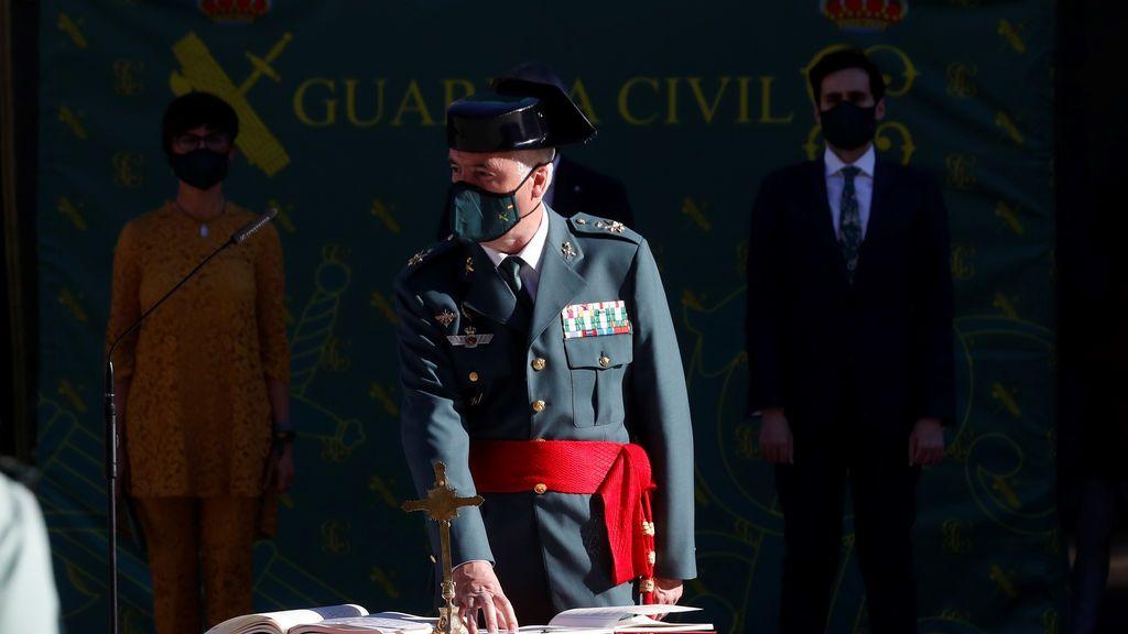 El Supremo investigará una denuncia contra el Nº 3 de la Guardia Civil por acoso laboral
