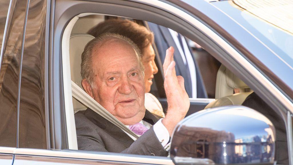 Juan Carlos I de Borbón, rey emérito