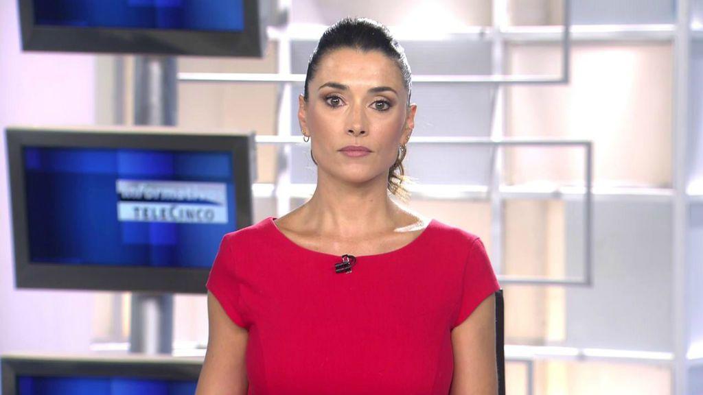 Con Arancha Morales y Laila Jiménez Informativos Telecinco 2020 Matinal 06/08/2020