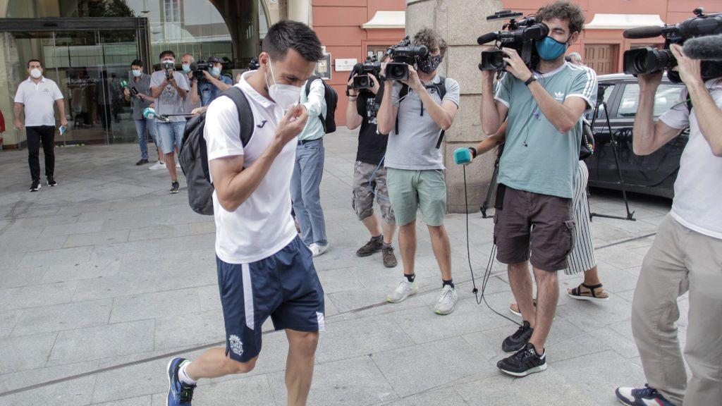 """La Xunta propone sancionar al Fuenlabrada y a LaLiga con más de 360.000 euros por una infracción """"muy grave"""""""
