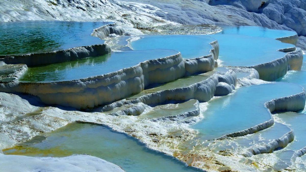 Las 10 piscinas naturales más espectaculares del planeta