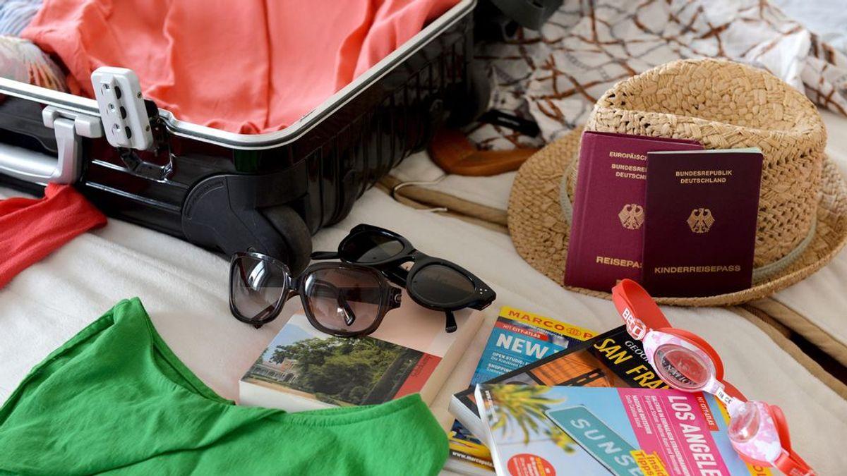 Ahorrar espacio en la maleta sin estresarse ni dejarse nada en casa