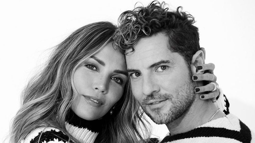 """David Bisbal explica cómo está llevando el embarazo su mujer, Rosanna Zanetti: """"Lo ha llevado muy bien"""""""