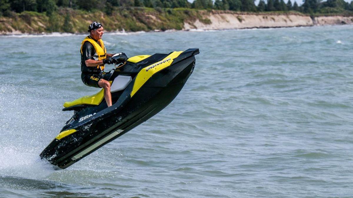 Motos de agua exclusivas para surcar las aguas libre en verano