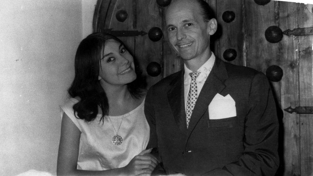 Manuel y Blanca del Rey